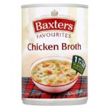 Baxters Favourite Chicken & Vegetable Soup 400g